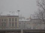 Eisige K�lte im Land - <br>trotz milden Wetters