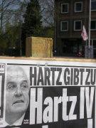 Hungertod in Speyer - wegen Hartz IV