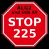 Die Aktion 'STOP 225' ist das Herz der Kampagne ...